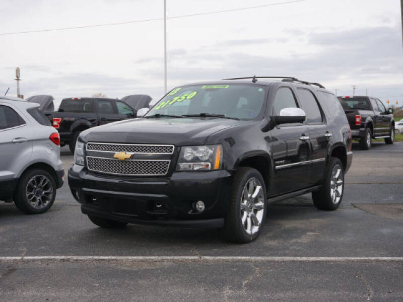2013 Chevrolet Tahoe for sale at FOWLERVILLE FORD in Fowlerville MI