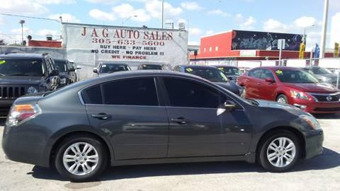 2010 Nissan Altima for sale in Miami, FL