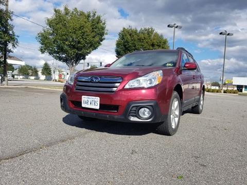 2013 Subaru Outback for sale in Portsmouth, VA