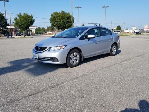 2014 Honda Civic for sale in Portsmouth, VA