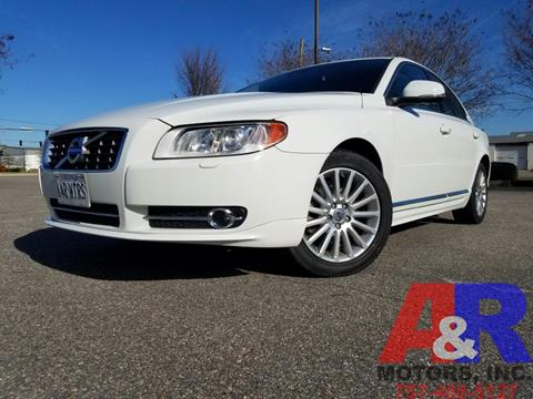 2013 Volvo S80 for sale at A&R MOTORS in Portsmouth VA