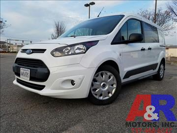 2015 Ford Transit Connect Cargo for sale at A&R MOTORS in Portsmouth VA