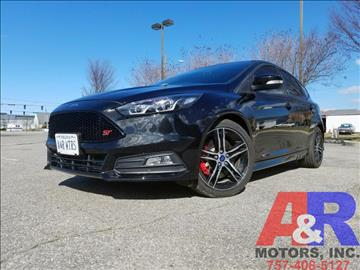 2015 Ford Focus for sale at A&R MOTORS in Portsmouth VA