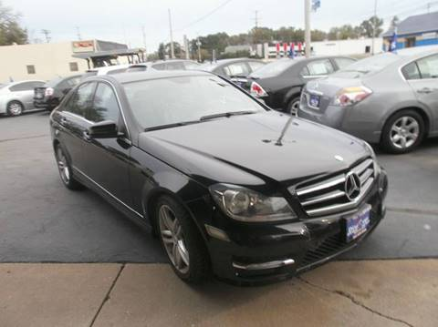 2012 Mercedes Benz C Class For Sale In Racine WI