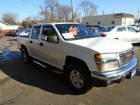 2004 GMC Canyon for sale in Racine, WI