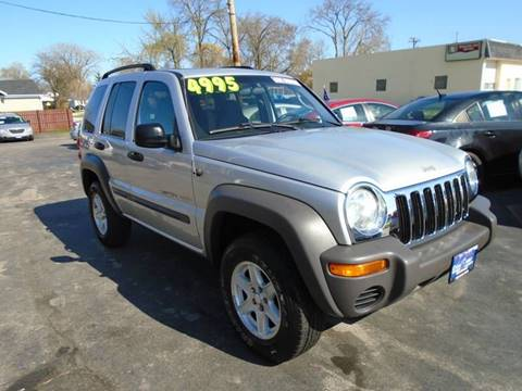 2002 Jeep Liberty for sale in Racine, WI