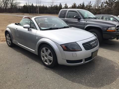 Audi TT For Sale in Machusetts - Carsforsale.com®