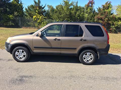 2004 Honda CR-V for sale in Feeding Hills, MA
