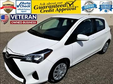 2015 Toyota Yaris for sale in Waterford, MI