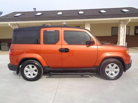 2011 Honda Element for sale in Plano, TX
