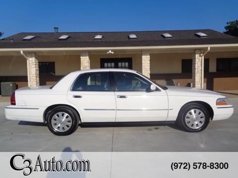 2003 Mercury Grand Marquis for sale in Plano, TX