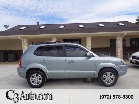 2006 Hyundai Tucson for sale in Plano, TX