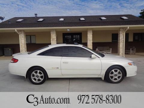 1999 Toyota Camry Solara for sale in Plano, TX
