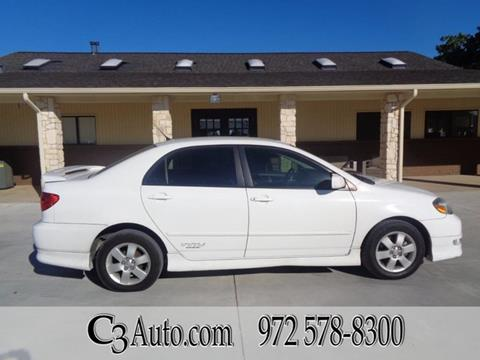 2007 Toyota Corolla for sale in Plano, TX