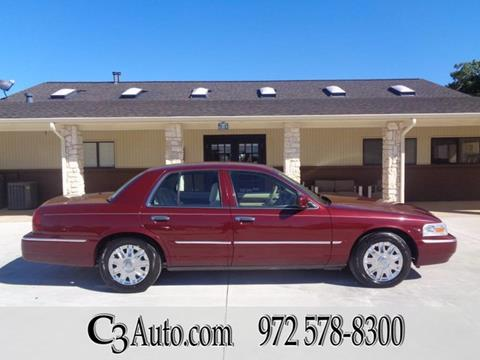 2008 Mercury Grand Marquis for sale in Plano, TX