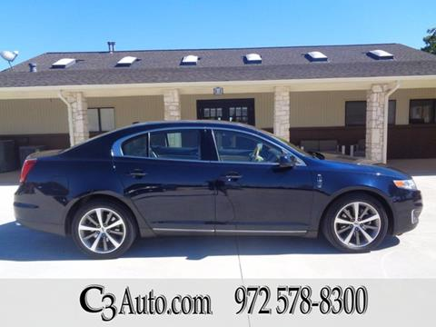 2009 Lincoln MKS for sale in Plano, TX