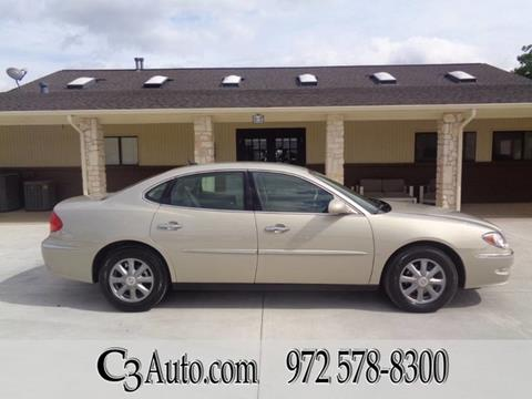 2009 Buick LaCrosse for sale in Plano, TX