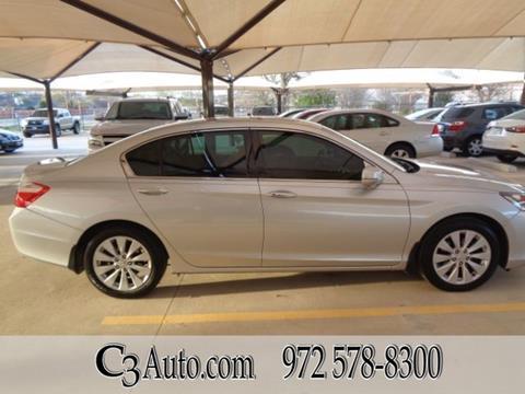 2013 Honda Accord for sale in Plano, TX