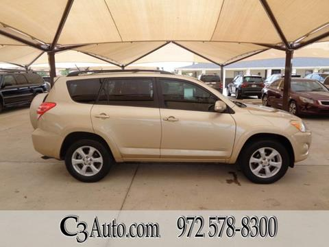 2011 Toyota RAV4 for sale in Plano, TX