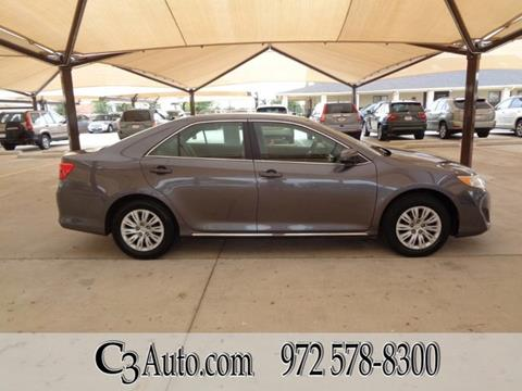 2014 Toyota Camry for sale in Plano, TX