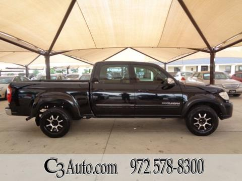 2004 Toyota Tundra for sale in Plano, TX