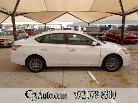 2013 Nissan Sentra for sale in Plano, TX