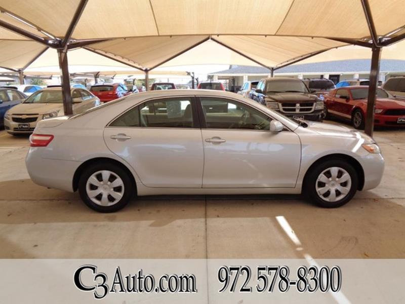 2007 Toyota Camry Ce >> 2007 Toyota Camry Ce 4dr Sedan 2 4l I4 5a In Plano Tx