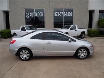 2009 Honda Civic for sale in Plano, TX