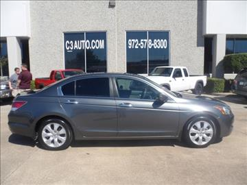 2008 Honda Accord for sale in Plano, TX