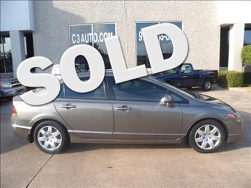 2008 Honda Civic for sale in Plano, TX