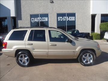 2001 Jeep Grand Cherokee for sale in Plano, TX