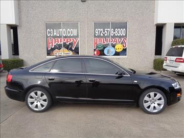2006 Audi A6 for sale in Plano, TX