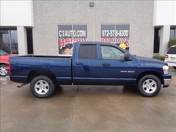 2007 Dodge Ram Pickup 1500 for sale in Plano, TX