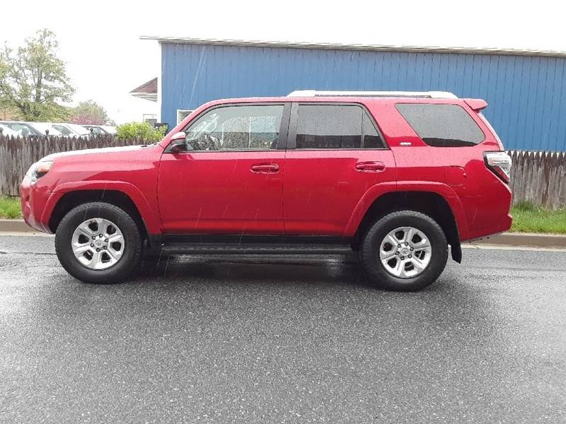 2014 Toyota 4Runner for sale at University Auto in Frederick MD