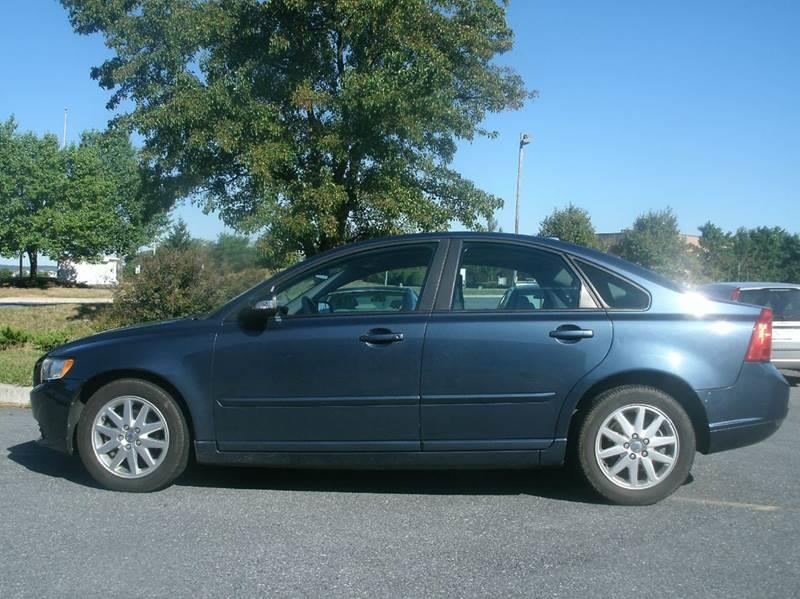2008 volvo s40 4dr sedan in frederick md university auto. Black Bedroom Furniture Sets. Home Design Ideas
