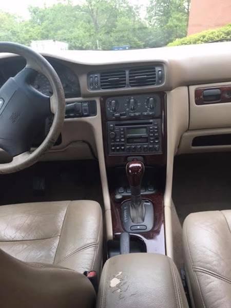 2000 Volvo S70 4dr GLT Turbo Sedan - Frederick MD