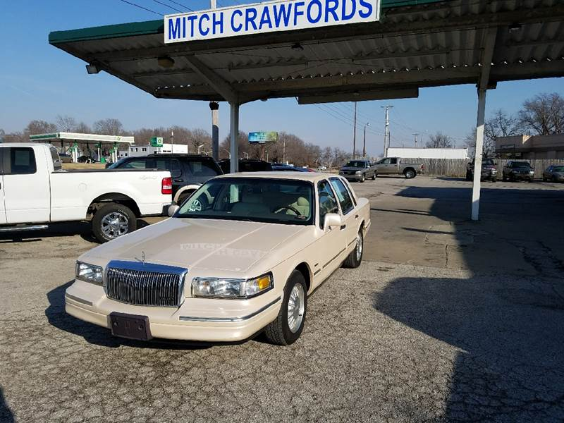 1997 Lincoln Town Car Cartier 4dr Sedan In Raytown Mo Mitch