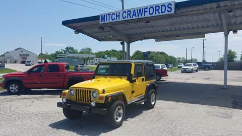 2001 Jeep Wrangler for sale in Raytown, MO