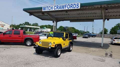 Used 2001 Jeep Wrangler For Sale In Tampa Fl Carsforsalecom
