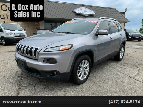 Used Jeep For Sale In Joplin Mo Carsforsale Com