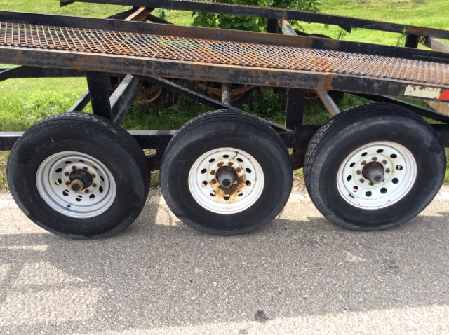 2007 Kaufman 3 Car Trailer In Hokah Mn Tri State Auto Outlet Corp