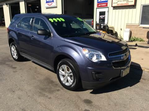 2013 Chevrolet Equinox for sale in Hokah, MN