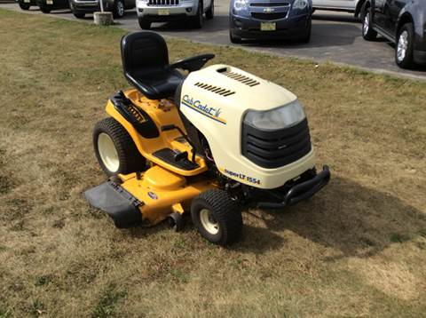 2003 Cub Cadet 1554 SLT for sale in Hokah, MN
