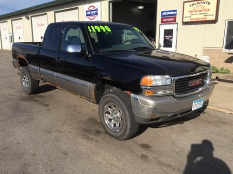 1999 GMC Sierra 1500 for sale in Hokah, MN