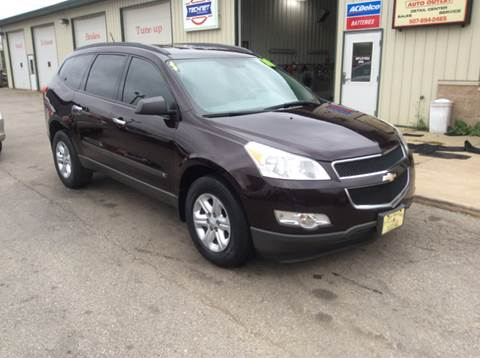 2010 Chevrolet Traverse for sale in Hokah, MN