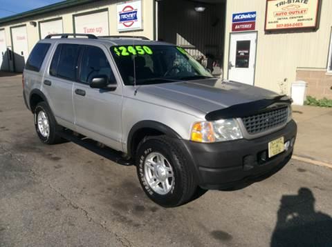 2003 Ford Explorer for sale in Hokah, MN