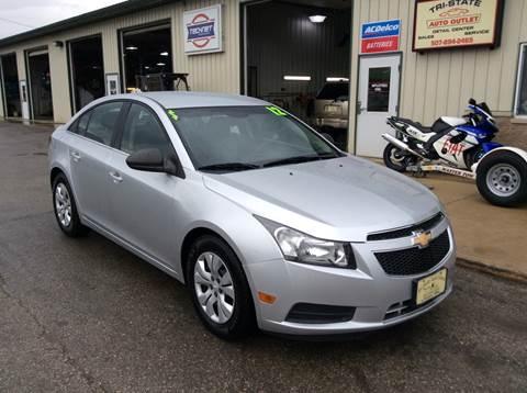 2012 Chevrolet Cruze for sale in Hokah, MN