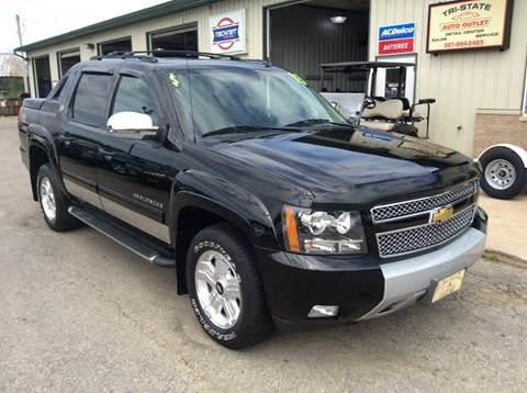 2013 Chevrolet Avalanche for sale in Hokah, MN