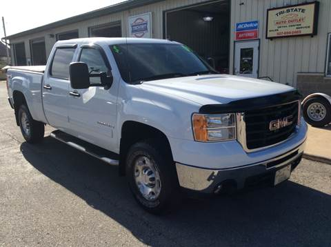 2009 GMC Sierra 2500HD for sale in Hokah, MN