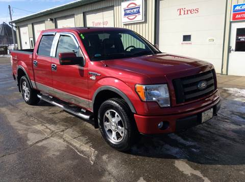 2010 Ford F-150 FX4 for sale at TRI-STATE AUTO OUTLET CORP in Hokah MN